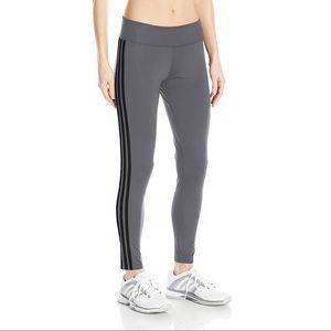Adidas Designed 2 Move High Rise 3 Stripe Leggings